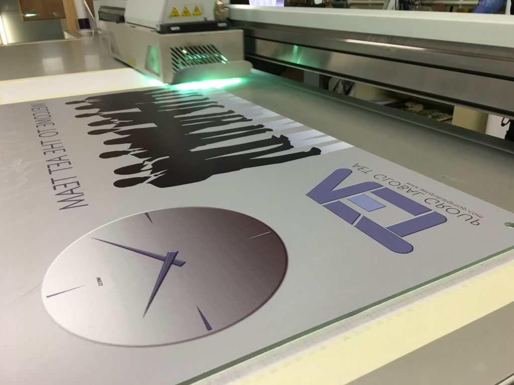 Imaging Direct to Rigid Substrates